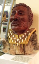 Chief Isaac Bust